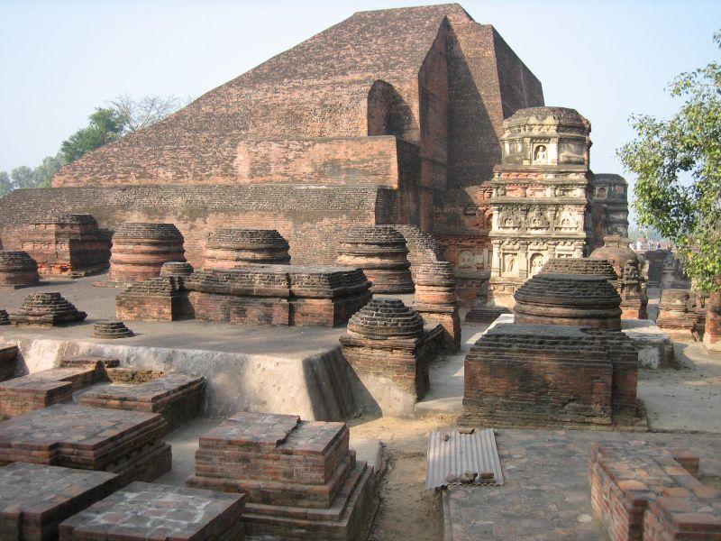 The Ashoka Pillar