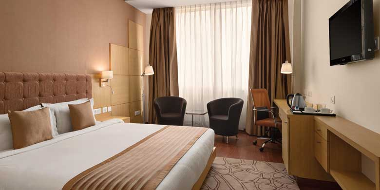 Ramada Neemrana Hotel