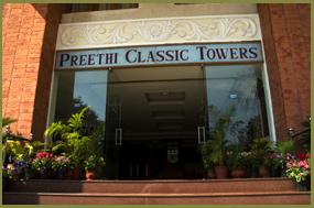 PREETHI CLASSIC TOWERS