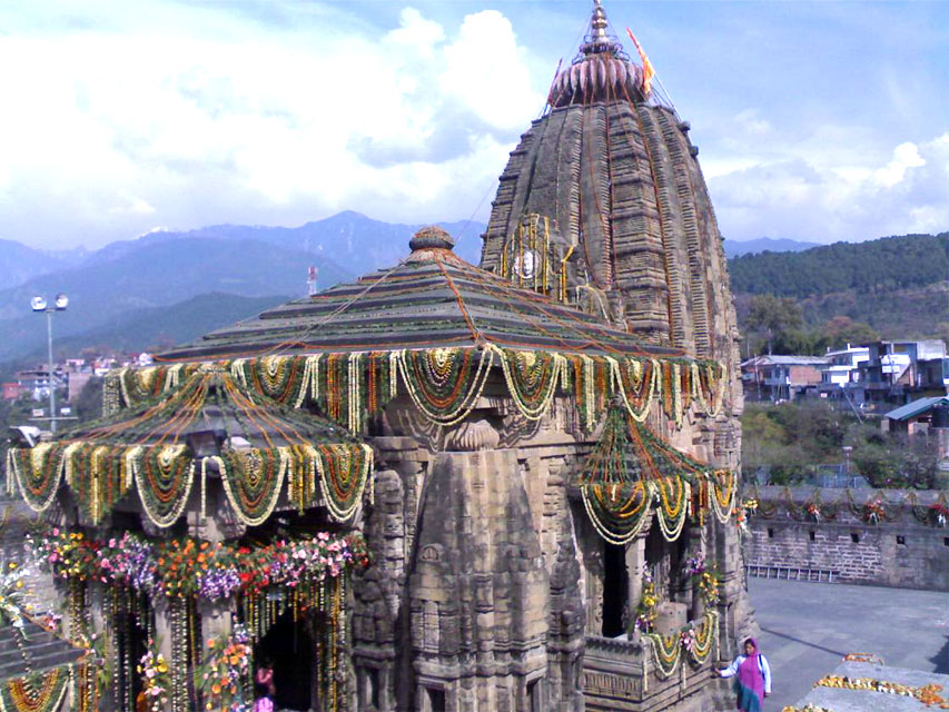 palampur baijnath temple
