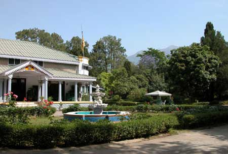 TARAGARH PALACE