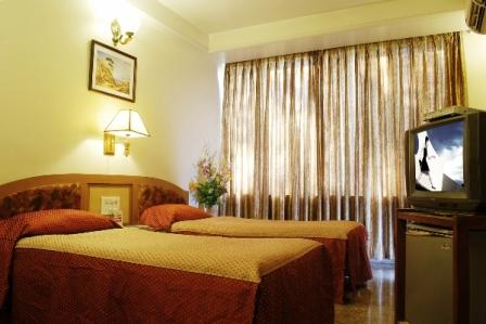 Hotel Mandakini Ambience, Model Colony