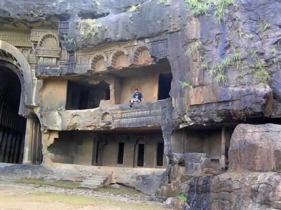 The Karle - Bhaje caves
