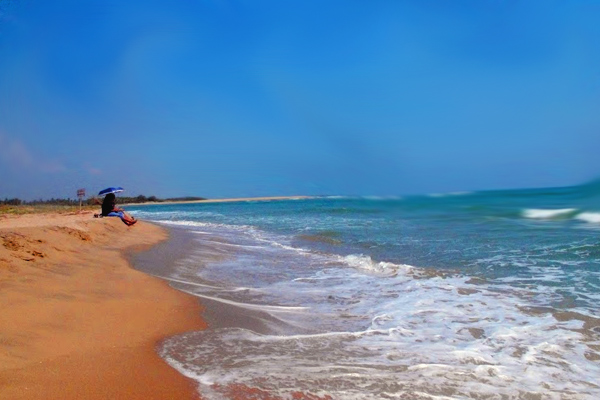 Paradise Beach Poducherry