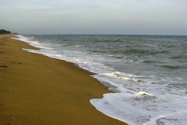 Serenity Beach Poducherry