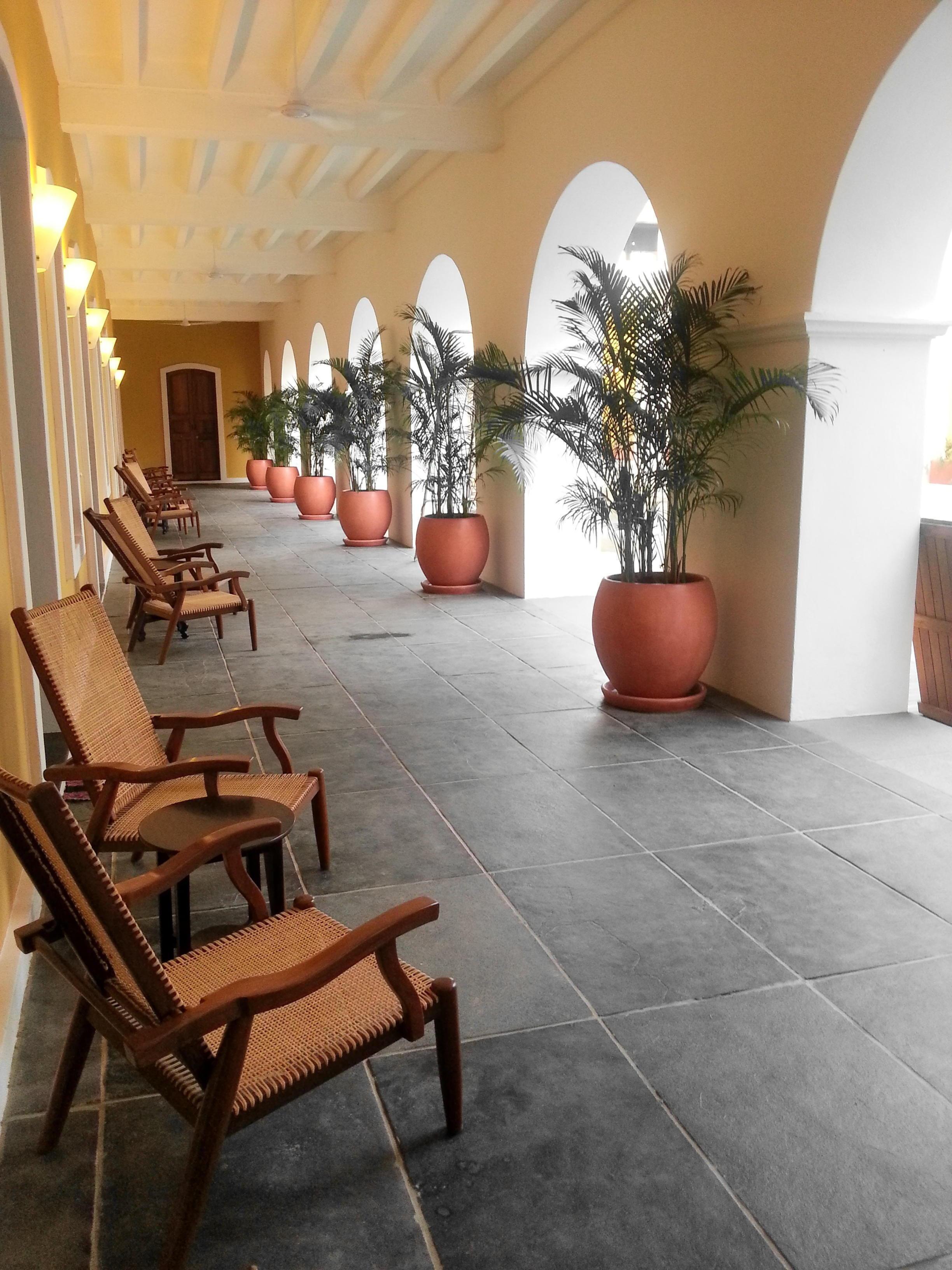Palais de Mahe