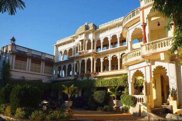 Darbargarh Palace Poshina