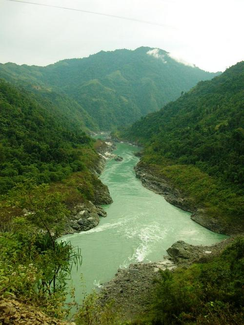 route to jenging  pasighat