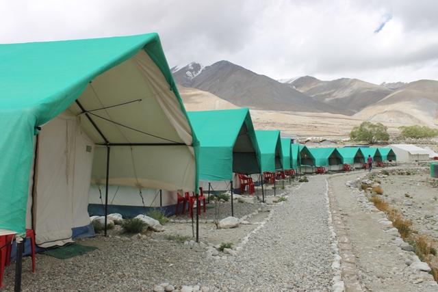 100 Sky Camp