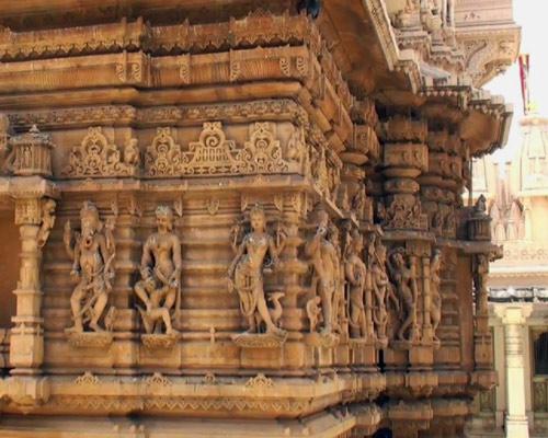 Panchsara Parshvanatha Jain temple