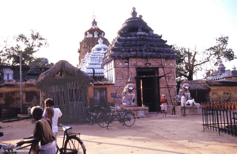 puri Lord Jagannatha Temple