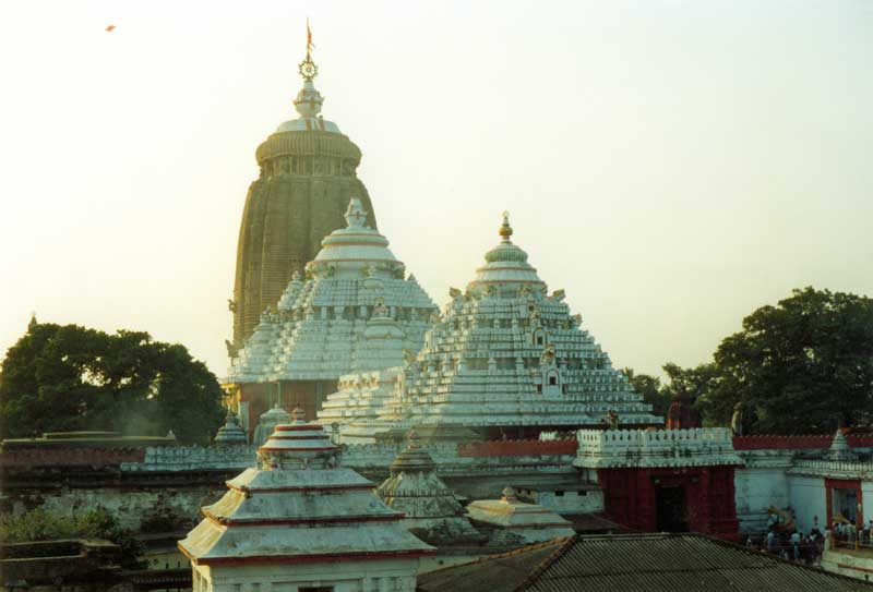 The temple of Lord Jagannath