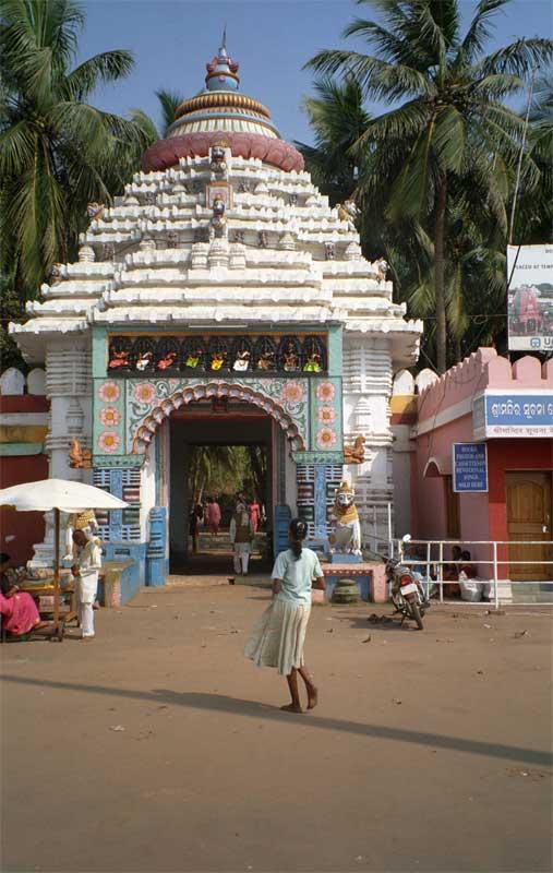 The Gundicha temple