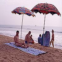 The Balighai Beach