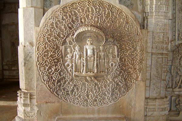 Jain Temple Sculpture Ranakpur