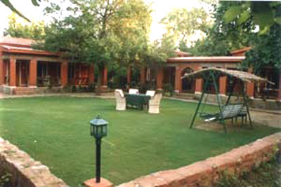 WELCOME HERITAGE MAHARANI BAGH ORCHARD RETREAT