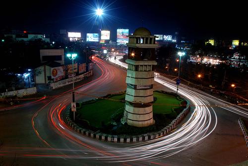Clocktower at Raipur