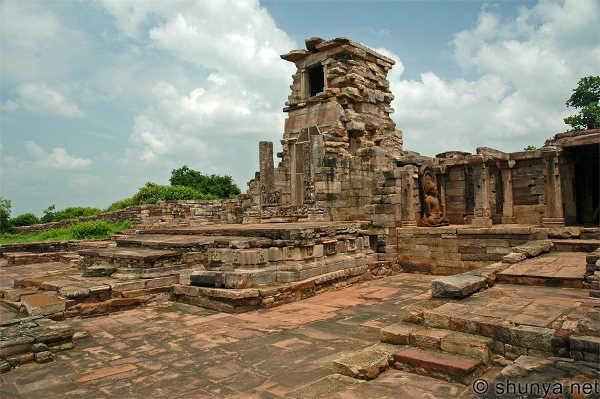 Sanchi Monasteries