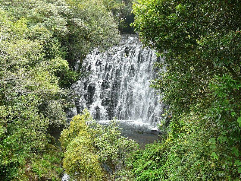 Shilong Waterfalls