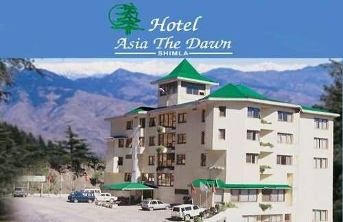 ASIA THE DAWN
