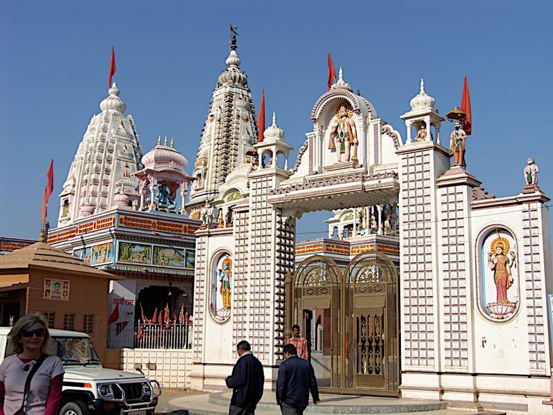 Shekhawati Temple
