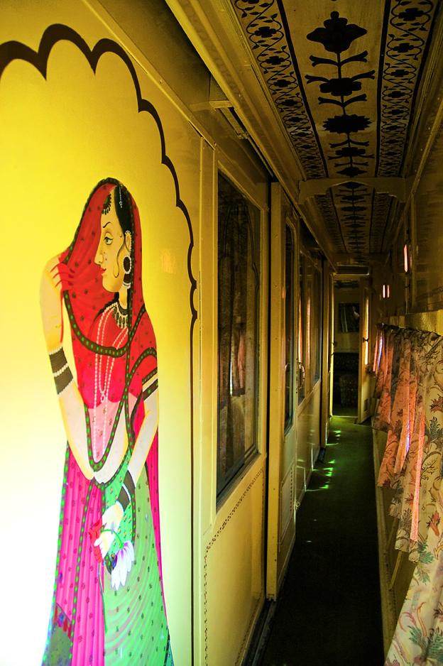 Wall Painting, Shekhawati