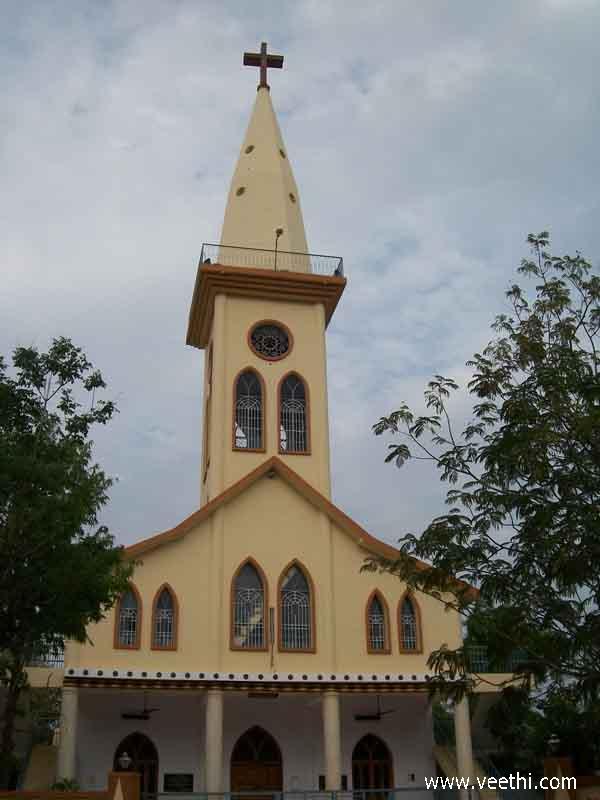 Churches of Sivkasi