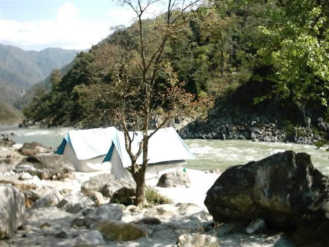 camp in Shivpuri