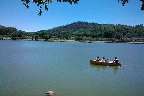 Yelagiri Lake
