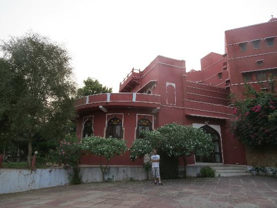 Castle Jhoomer Baori