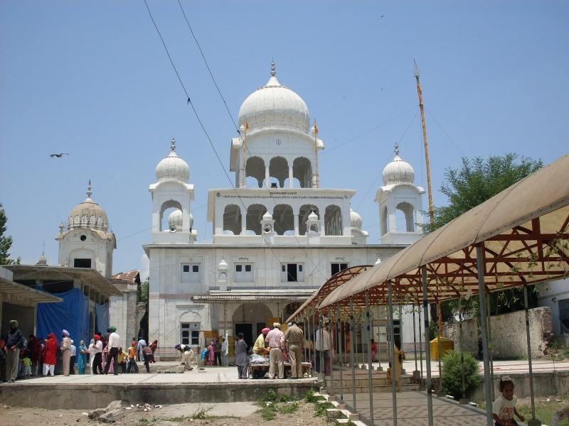 Chatti Padshahi Gurudwara