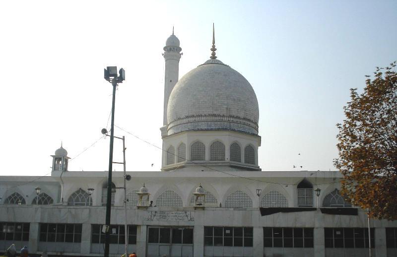 Hazaratbal Mosque