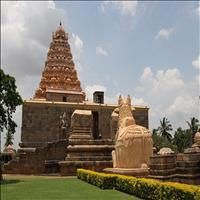 Temples near Thanjavur