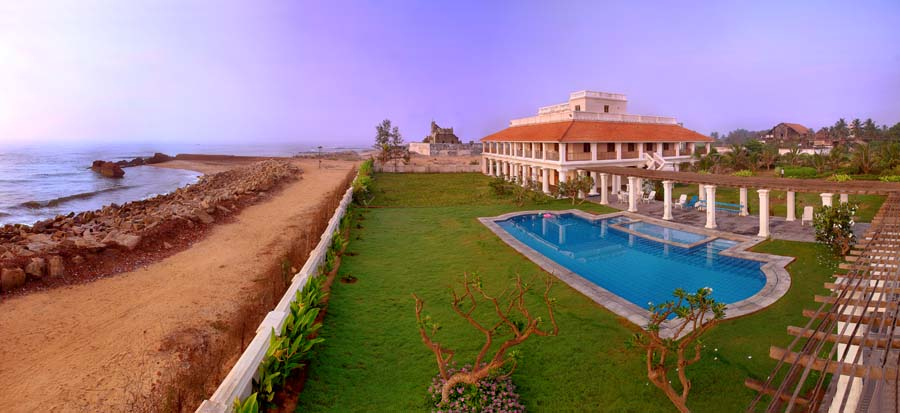 THE BUNGALOW ON THE BEACH-Neemrana