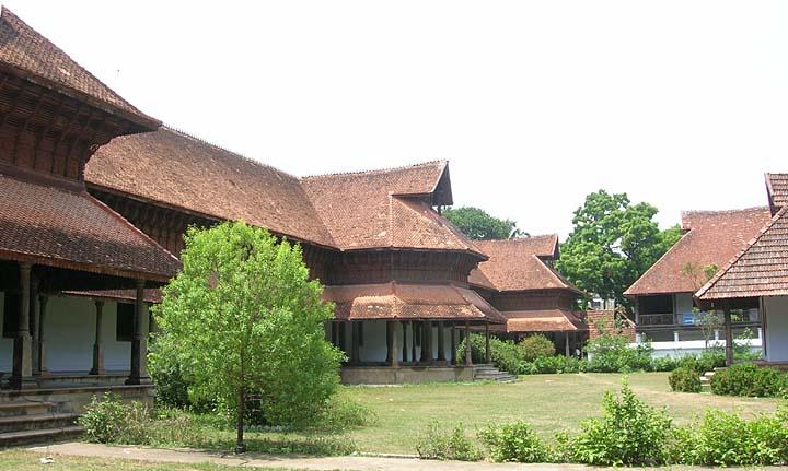 Kuthirarnalika (Puthenmalika) Palace Museum
