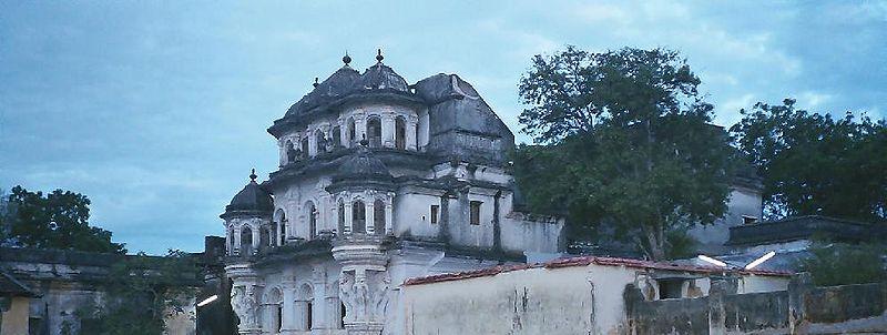 Ettaiyapuram Palace