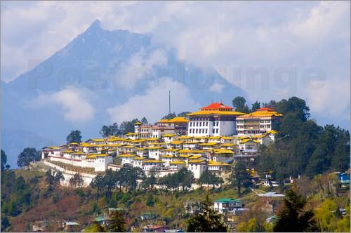 The Galden Namgyel Lhatse