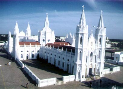 velankanni Temple