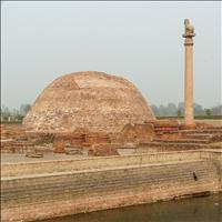 The Stupas