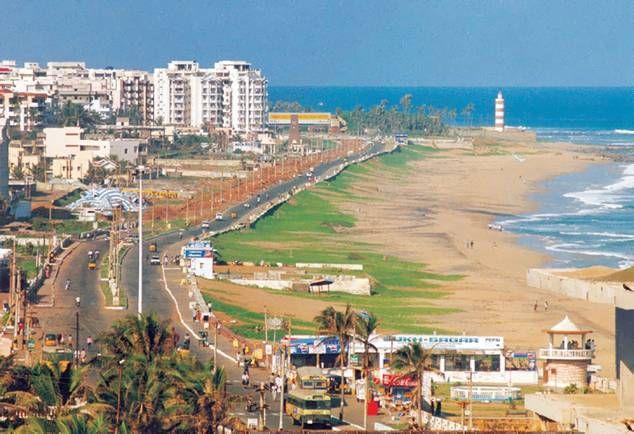 Ramakrishna Beach