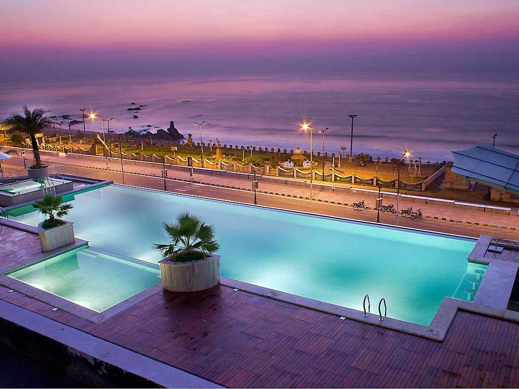 Индия прекрасна, особенно в Novotel hotel