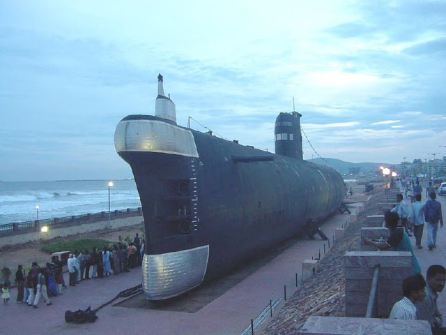 The Submarine Museum - Kurusura