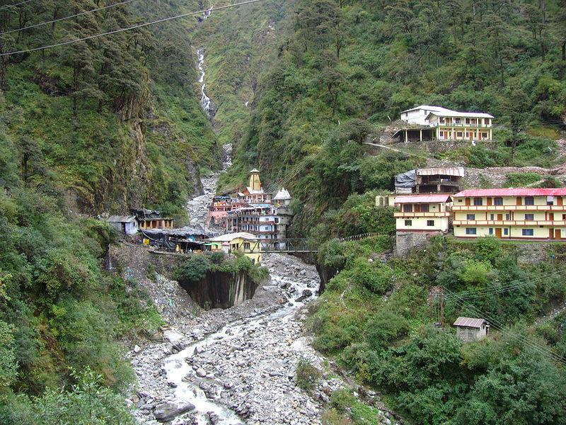 Yamuna Devi Temple