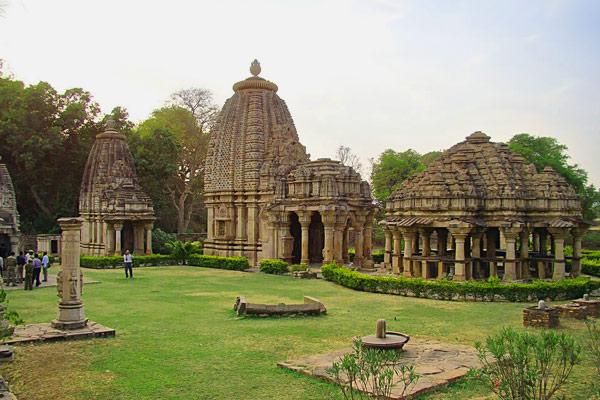 Bardoli Temple Complex
