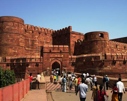 image of Agra Fort
