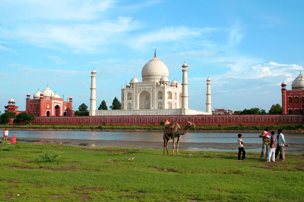 image of The Tajmahal