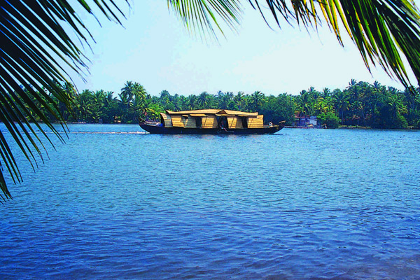 image of Vembanad Lake