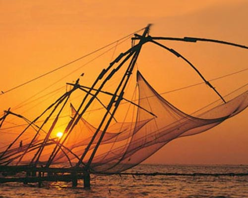 image of Chinese Fishing Nets