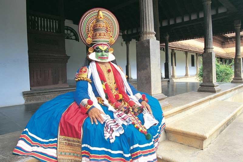 image of Kathakali Dance