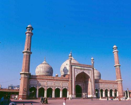 Jama Masjid Image